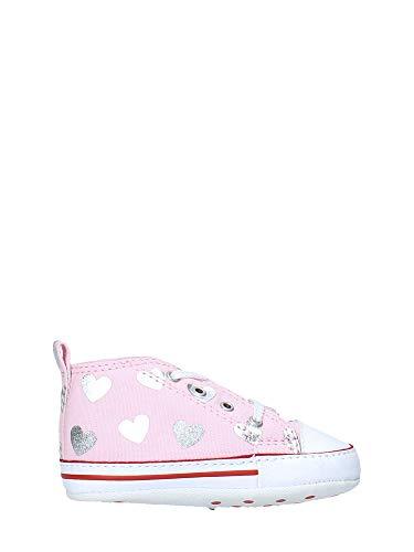 Converse 864488C Sneaker Kinder Rosa 19 (Rosa Converse Schuhe Mädchen)