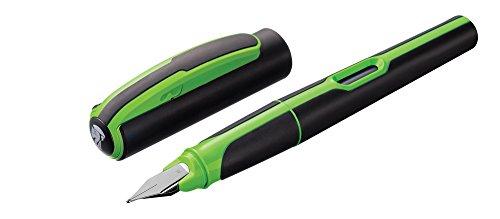 Pelikan 801256 Füllhalter Style Neon, M-Feder, grün