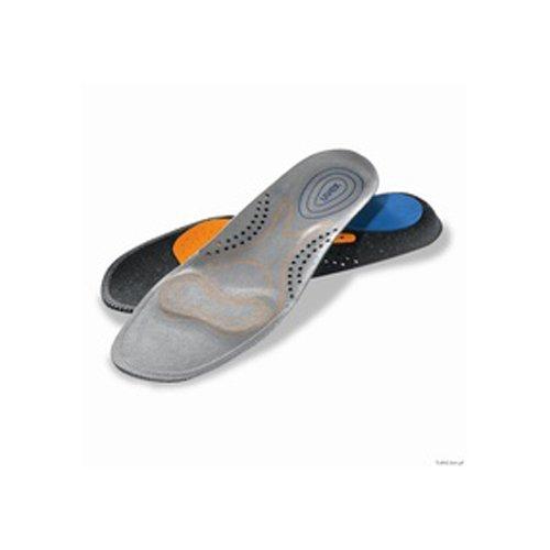 Uvex 3D hydroflex Einlegesohle - Weite 11 - Orthopädisches Fussbett - Klimakomfortfussbett Gr 44