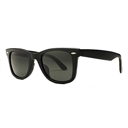 SJZV Herren und Damen Sonnenbrillen Polarized Light Retro Hochwertige Brillen für Outdoor-Tourismus