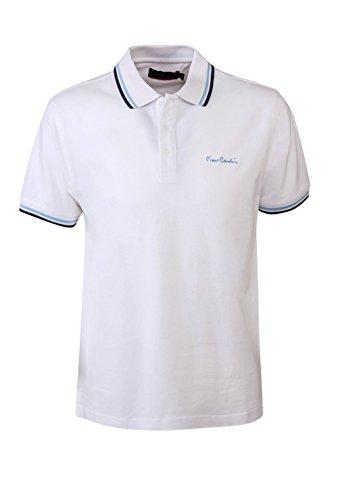 Pierre Cardin -  T-shirt - Polo - Uomo White X-Large