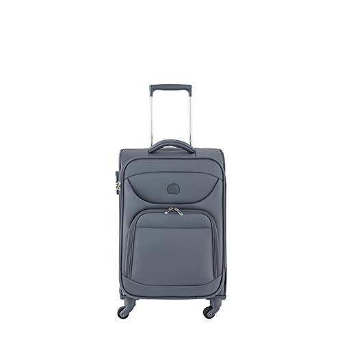 Delsey Equipaje de cabina, gris (Negro) - 0000357380101