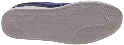 Nike Men's Midnight Navy,Game Royal,White Liteforce III Casual Sneakers - 7 UK/India (41 EU)