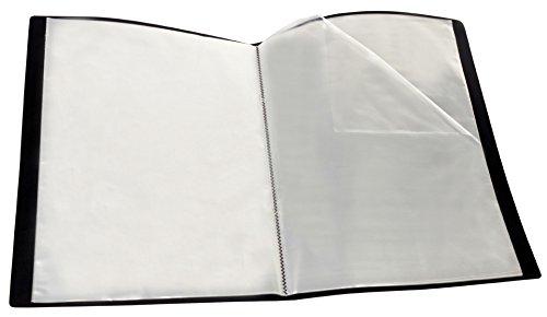 Veloflex viquel v546005 cartella con 30 buste 60 fogli for Porta quaderni