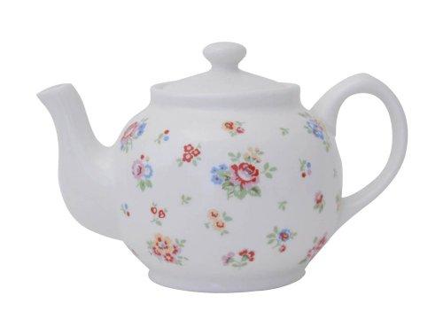 Cath Kidston Sprig Teapot, Fine China