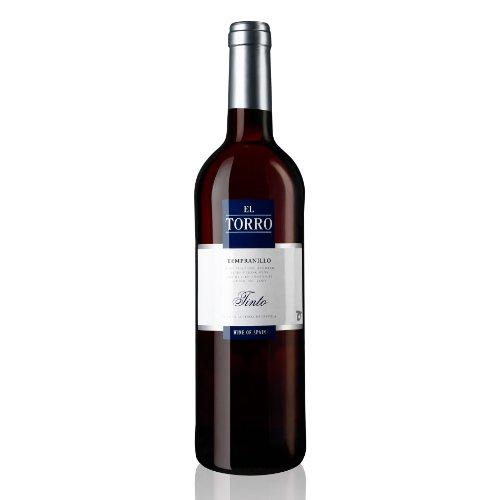 El Torro Tempranillo Vino de la Tierra de Castilla 2012 75cl Rotwein