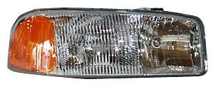 Preisvergleich Produktbild TYC 20-5567-00 GMC Passenger Side Headlight Assembly by TYC