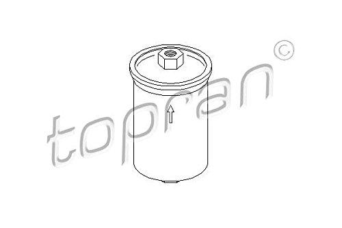 393 Topran 104 filtre à carburant