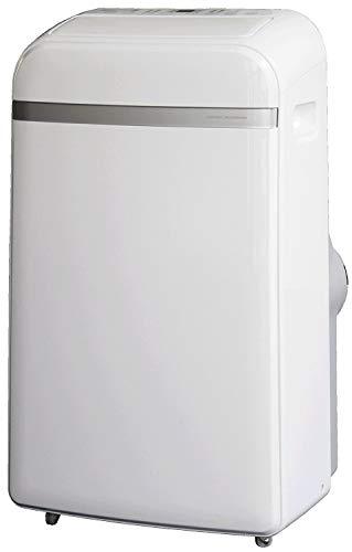 Midea mobiles Klimagerät 29 Eco A+ weiß/silber 10.000 BTU/h, Geeignet für Räume bis ca. 32 m2