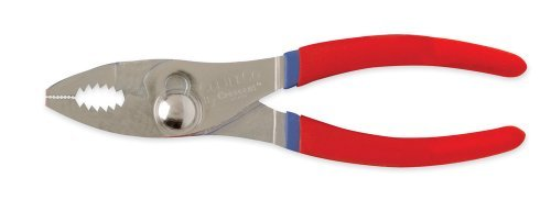 12 Pack Crescent H28N Cee Tee Co. 8 Combination Slip Joint Pliers by Crescent -