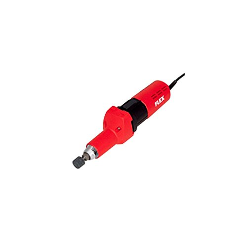 FLEX H 1105 VE - STRAIGHT GRINDER (ROJO  NEGRO)