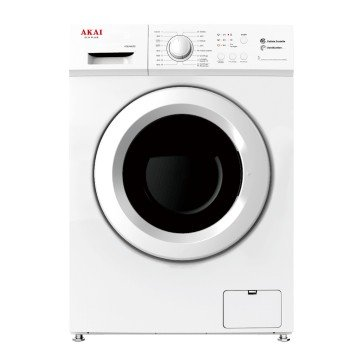 AKAI AQUA600S Lavatrice 6 Kg ,1000 Giri, Bianco