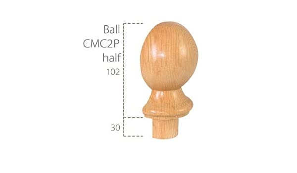 Cheshire Mouldings Ball Cap Half Pine 724530