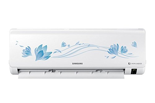 Samsung 1.5 Ton 5 Star Inverter Split AC (Alloy, AR18NV5HETU,...