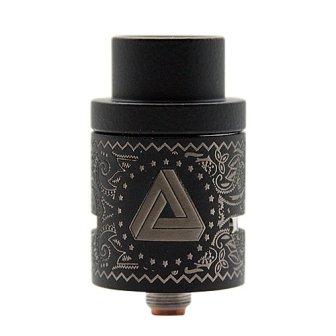 Authentisch Limitless 22mm RDA Black Bandanna (Authentische Rda Mod)
