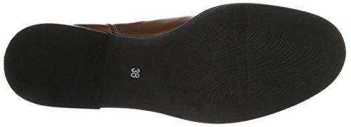 Bianco V-split Boot Jja15, Bottes Classiques femme Marron - Braun (24/Light Brown)
