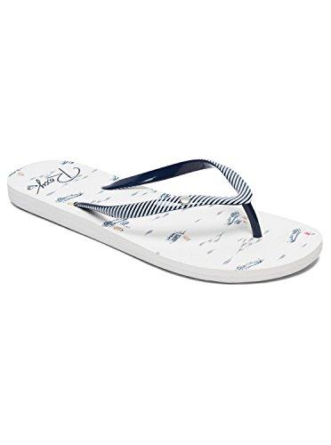 Roxy Portofino - Flip-Flops for Women - Sandalen - Frauen - EU 39 - Blau