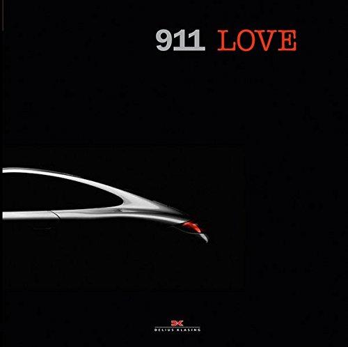 911 Love: 50 Jahre Porsche 911 Buch-Cover