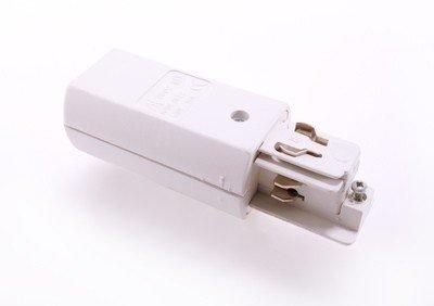 Deko-Light Schienensystem 3-Phasen 230 V, Einspeiser rund rechts, 220-240 V AC/50-60 Hz 444521 von Deko-Light - Lampenhans.de