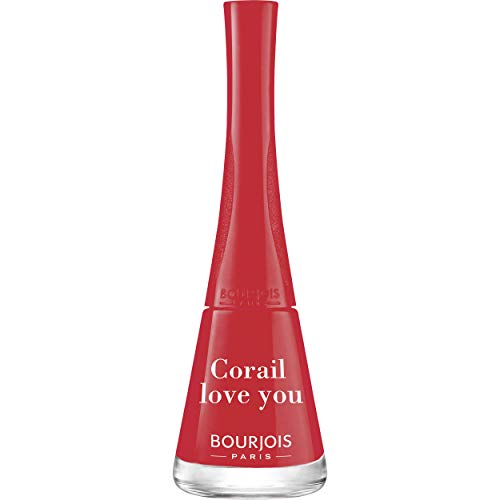 Bourjois Vernis à Ongles 1 Seconde 30 Corail Love You 9 ml