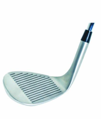Longridge Wedge Tour Spin Tete Acier 52 Deg Golf Argent