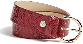 Guess Bw7253 - Cinturón para Mujer, Color Rojo, Rojo (Rojo), Small