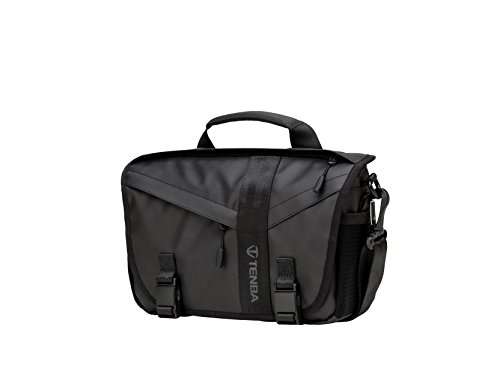 Tenba DNA 8 Messenger Bag (Special Edition) Umhängetasche, 27 cm, Schwarz (Black) Edition Messenger