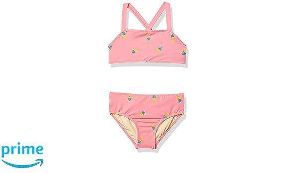 US XS Essentials M/ädchen Bikini-Set 2-teilig Watermelons EU 104-110 CM