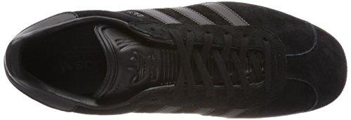 adidas Herren Gazelle Sneaker Schwarz (Core Black/core Black/core Black)
