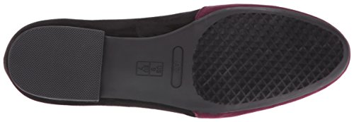 Rund Call Slipper By Aerosoles Good Combp Textile Wine A2 tBw7I4qq