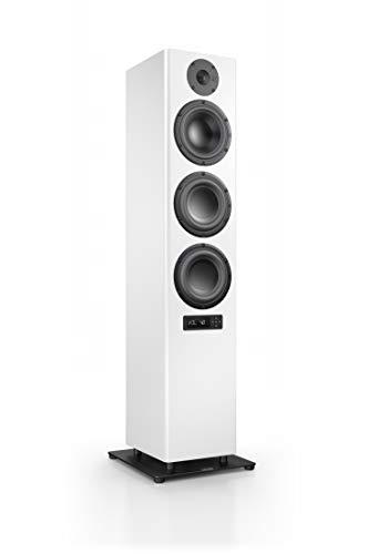 Nubert nuPro A-700 Standlautsprecher 2. Wahl | Lautsprecher für Stereo & Musikgenuss | Heimkino & HiFi Qualität auf hohem Niveau | aktive Standbox mit 3 Wege Technik | Standbox Weiß | 1 Stück