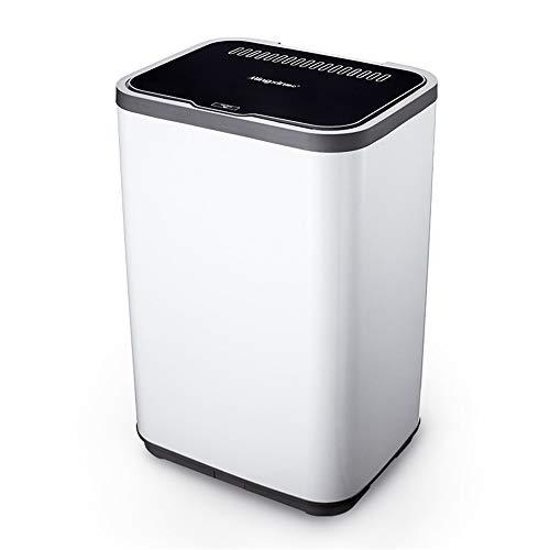 QXKMZ Spin Elettrico Portatile Asciugatrice, Tamburo Interno in Acciaio Inox, Sistema di Controllo Intelligente dell'essiccazione, Riscaldamento a Ciclo Stereo a 360 °