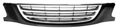 PIECES AUTO SERVICES Grille de calandre Chrome/Noir Toyota AVENSIS (T22) de 98 à 00 - OEM : PZ402T0490ZB