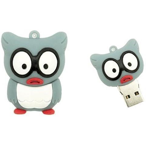 Pendrive 8GB Design Eule PC Notebook Pen Drive 8GB USB Schlüsselanhänger