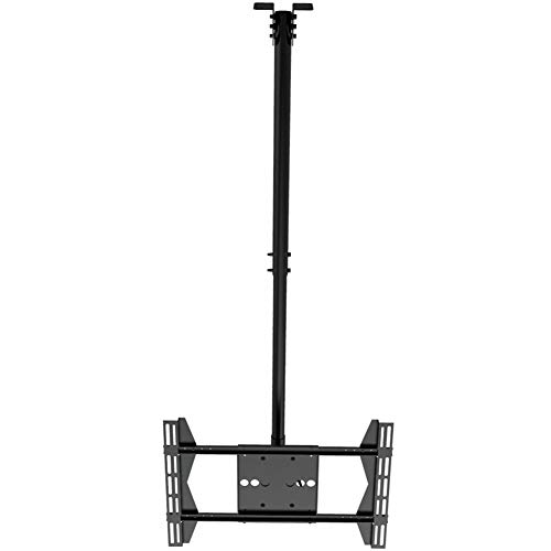 Xue Schwenk-TV Ceiling Mount Bracket, Für 32-60 Zoll LED LCD Plasma-TV Flat Panel Adjustable Ceiling TV Mount Displays Swivel Höhenverstellung Neigung Schlafzimmer Klassenzimmer-Meeting Room -