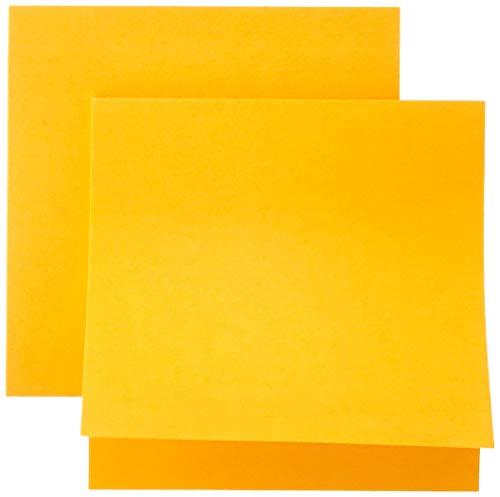 Post-it Super Sticky 76x 76mm Haftnotizen Pad 2 Pad Trial Pack verschiedene Farben