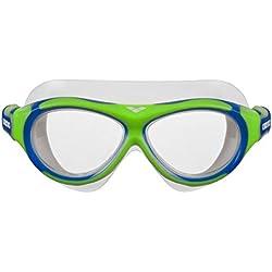 arena 1e034 Lunettes de piscine-Mixte Enfant-Vert (Green-Clear)-Taille unique