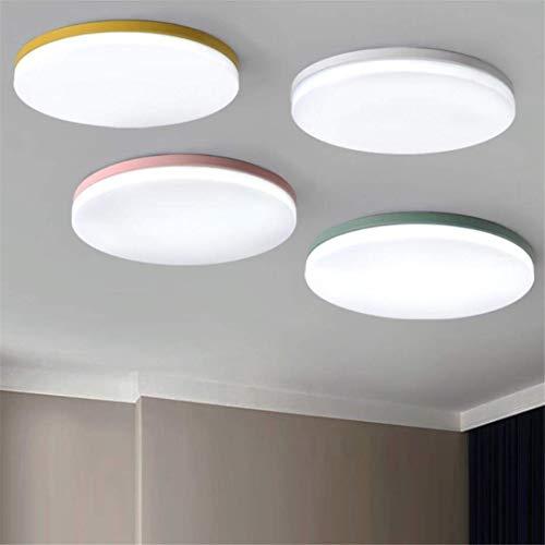 e Nordicgelb Balkon Licht Mode Einfach Veranda Gang Haus Licht Garderobe Kreative Led Runde Zimmer Licht ()
