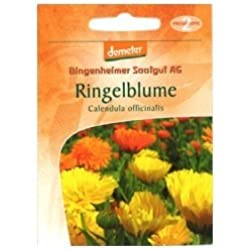 Bingenheimer Saatgut Ringelblume (1 Stück 1 Stück) - Bio