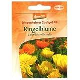 Bingenheimer Saatgut - Ringelblume Calendula - Blumen Saatgut / Samen