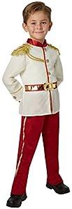 Rubie's Official Disney Prince Charming Boys Costume