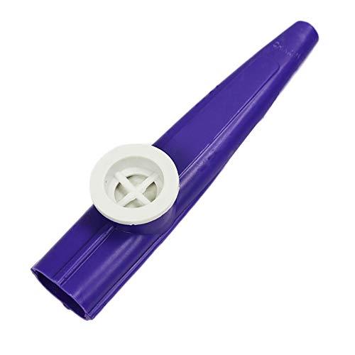 Boqi935 Kazoo Plastik Mundharmonika Mund Flöte Kids Party Geschenk Kid Musikinstrument Orff Instrument 4 Farben