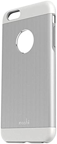 Moshi - 99MO080201 - iGlaze Armour - Coque de protection pour iPhone 6 Plus - Silver