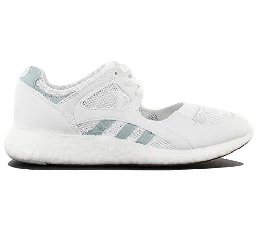 adidas Originals Equipment Racing 91/16 W Boost Schuhe Damen Laufschuhe Sportschuhe Weiß BA7570, Größenauswahl:38 - Adidas Racing Schuhe