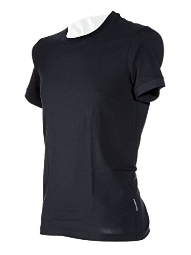 Gabbana Mode T-shirt (Dolce & Gabbana Herren Unterhemd Gr. L, blau)