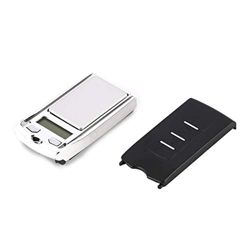 Features:1.This is a mini digital scale.           2.Portable and lightweight,easy to carry.3.Auto power-off,low battery indication.4.High accuracy,fast response.5.LCD backlight display,easy to read.Description:1.Multiple weighing modes:g/dwt/ct.2.Ov...