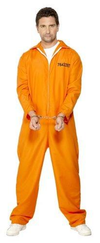 (Werder Gefangener orange Kesselanzug)