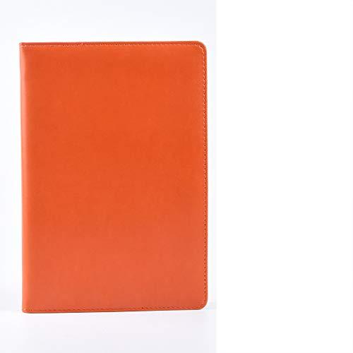 OMJNH Notizbuch, Briefpapier verdicktes Geschäftsnotizbuch, abriebfester Anti-Fall-Stoff von hoher Qualität, geeignet für Büroschulbedarf -
