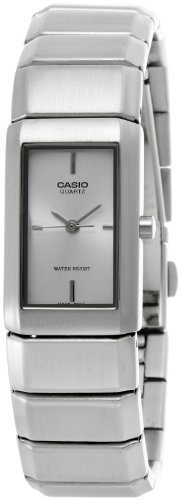 Casio Enticer Analog Silver Dial Women's Watch - LTP-2037A-7CDF (A377) image