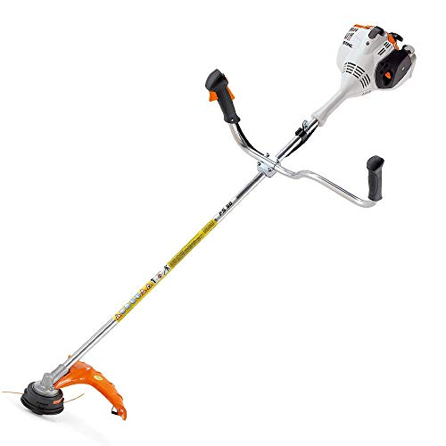 Stihl FS56C-E 27.2CC PETROL BRUSH CUTTER/STRIMMER BIKE HANDLE ERGOSTART